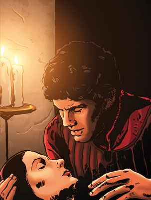 Romeo and Juliet - Graphic Novel -