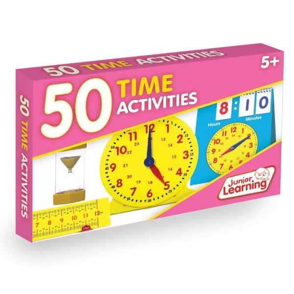 50 Time Activities - JL330