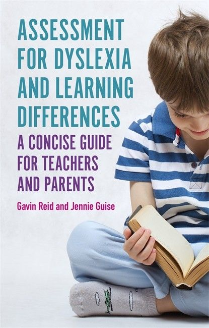 Assessment for Dyslexia and Learning Differences - A Concise Guide for Teachers and Parents - 9781785925221