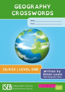 GEOGRAPHY CROSSWORDS LEVEL 1
