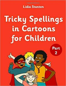 Tricky Spellings in Cartoons for Children Part 2